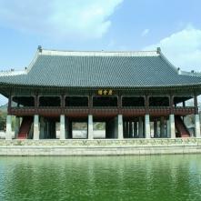 Gyeongbokgung Palace's Gyeonghoeru Pavilion